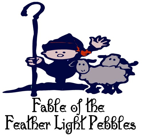 Feather Light Pebbles